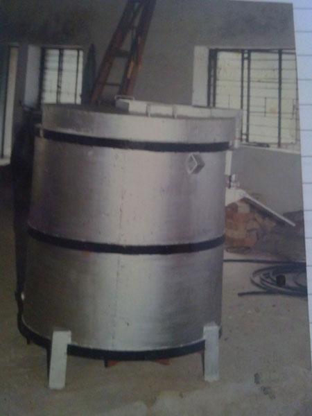 how to make aluminium furnace insulation